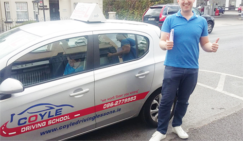 Driving Lessons Longford